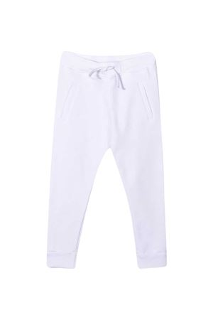 White teen trousers Dsquared2 Kids  DSQUARED2 KIDS   9   DQ0212D002YDQ100T