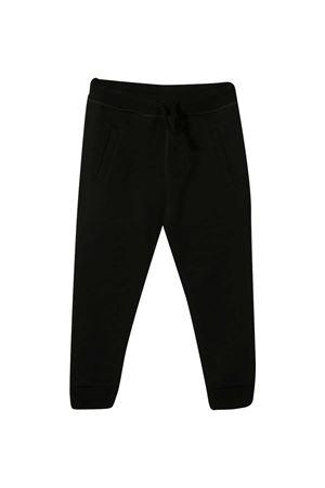 Dsquared2 Kids sporty black trousers DSQUARED2 KIDS   9   DQ0212D002YDQ900