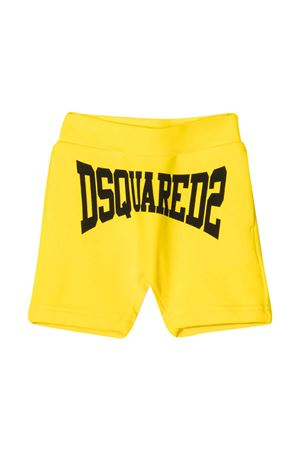 Newborn yellow shorts Dsquared2 Kids  DSQUARED2 KIDS | 30 | DQ0226D002YDQ205