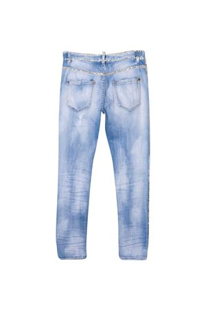 Jeans blu teen Dsquared2 kids DSQUARED2 KIDS | 9 | DQ0239D004VDQ01T