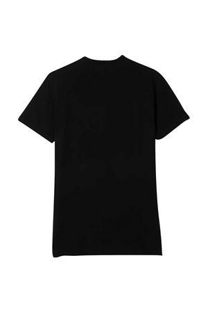 Black t-shirt teen Dsquared2 kids  DSQUARED2 KIDS | 8 | DQ0244D002FDQ900T