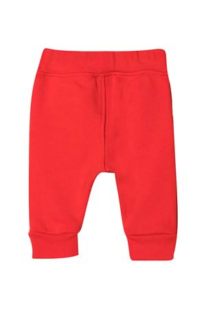 Red sports trousers Dsquared2 kids  DSQUARED2 KIDS | 9 | DQ0249D002YDQ414