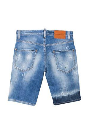 Shorts in denim Dsquared2 Kids DSQUARED2 KIDS | 30 | DQ024DD005JDQ01
