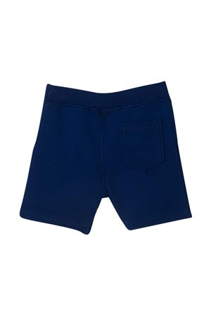 Blue sports shorts teen Dsquared2 kids  DSQUARED2 KIDS | 30 | DQ0250D002YDQ865T