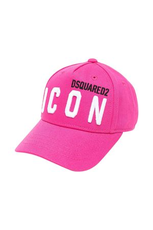 Cappello da baseball rosa  Dsquared2 kids DSQUARED2 KIDS | 75988881 | DQ0270D00I8DQ313