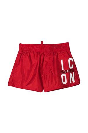 Costume rosso Dsquared2 kids DSQUARED2 KIDS | 85 | DQ0279D00QKDQ405