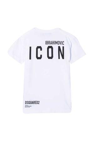T-shirt Ibrahimovic teen Dsquared2 kids DSQUARED2 KIDS | 8 | DQ0345D00W5DQ100T