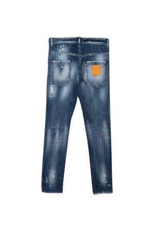 Dsquared2 Kids teen jeans  DSQUARED2 KIDS   9   DQ03LDD005EDQ01T
