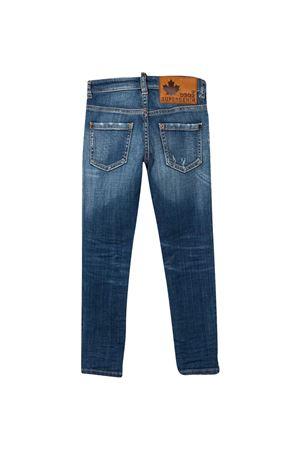 Dsquared2 Kids straight jeans  DSQUARED2 KIDS   9   DQ03LDD005HDQ01