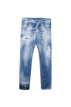 Jeans teen Dsquared2 Kids DSQUARED2 KIDS   9   DQ03LDD005JDQ01T