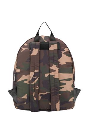 Green backpack Dsquared2 Kids  DSQUARED2 KIDS | 31 | DQ04I7D002ZDQC03