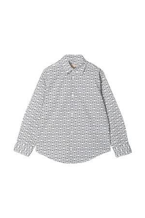 White shirt with print Elie Saab Junior ELIE SAAB JUNIOR | 5032334 | 3O5510OD490100BL