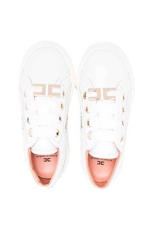 Sneakers bianche Elisabetta Franchi La Mia Bambina ELISABETTA FRANCHI LA MIA BAMBINA | 90000020 | 681463