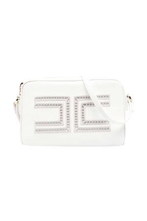 Shoulder bag with Elisabetta Franchi La Mia Bambini embroidery ELISABETTA FRANCHI LA MIA BAMBINA | 31 | EFBO460096WE0250022