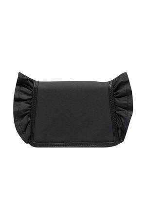 Shoulder bag with ruffles Elisabetta Franchi My Child ELISABETTA FRANCHI LA MIA BAMBINA | 31 | EFBO47NY230WE025N015