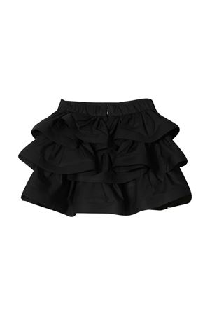 Miniskirt with ruffles Elisabetta Franchi My Child ELISABETTA FRANCHI LA MIA BAMBINA | 15 | EFGO101CE201WE025N015T