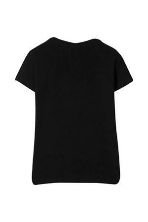 Teen T-shirt with Elisabetta Franchi My Girl print ELISABETTA FRANCHI LA MIA BAMBINA | 8 | EFTS138JE95WE037N020T