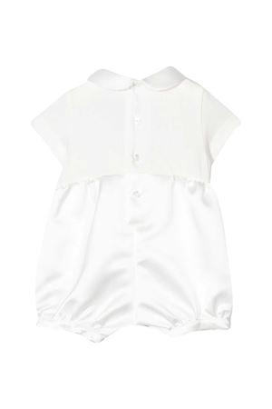 White romper Elisabetta Franchi La mia bambina  ELISABETTA FRANCHI LA MIA BAMBINA   -1617276553   ENPG14RA53WE0070002
