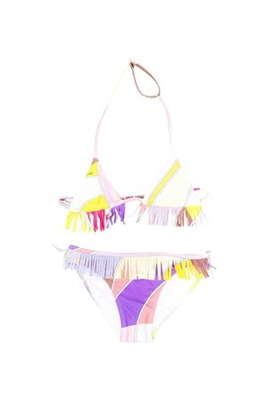 Bikini set with Emilio Pucci junior print EMILIO PUCCI JUNIOR | 23 | 9O0049OC480204VI
