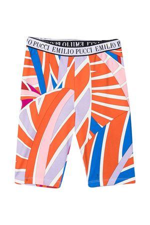Emilio Pucci Junior patterned shorts  EMILIO PUCCI JUNIOR | 30 | 9O0149OC500407AZ