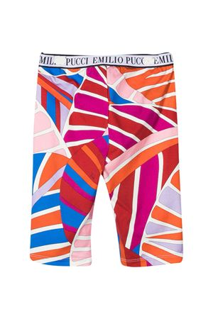 Shorts fantasia teen Emilio Pucci Junior EMILIO PUCCI JUNIOR | 30 | 9O0149OC500407AZT