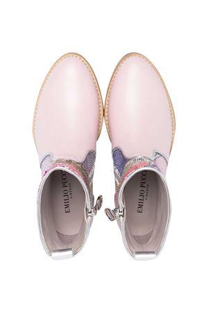 Pink Emilio Pucci Junior teen ankle boots EMILIO PUCCI JUNIOR | 76 | 9O0306OX860500T