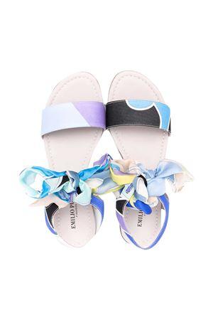 Multicolor sandal Emilio Pucci Junior  EMILIO PUCCI JUNIOR | 5032315 | 9O0336OD450612GL