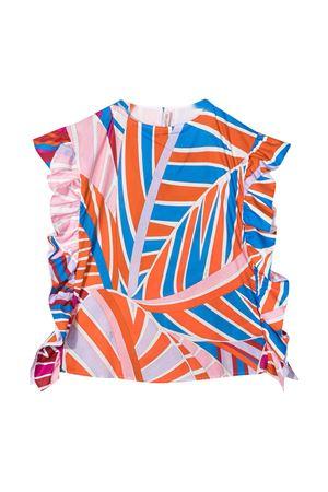 Blusa multicolore Emilio Pucci Junior EMILIO PUCCI JUNIOR | 5032263 | 9O1112OC540407AZ