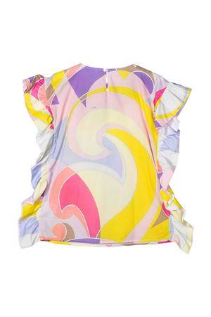 Blusa multicolore Emilio Pucci Junior EMILIO PUCCI JUNIOR | 5032263 | 9O1112OC550204VI