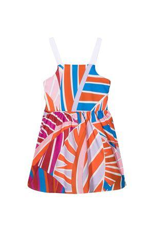 Patterned dress teen Emilio Pucci Junior   EMILIO PUCCI JUNIOR   11   9O1122OC540407AZT