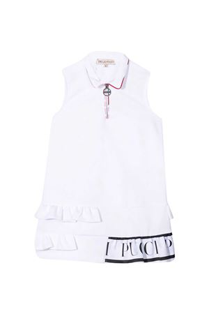 White dress Emilio Pucci junior EMILIO PUCCI JUNIOR | 11 | 9O1192OA550100