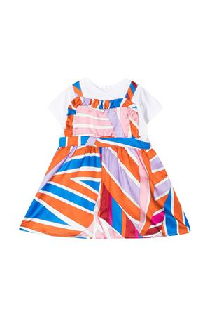 Multicolored Emilio Pucci Junior suit  EMILIO PUCCI JUNIOR | 11 | 9O1601OC380407AZ