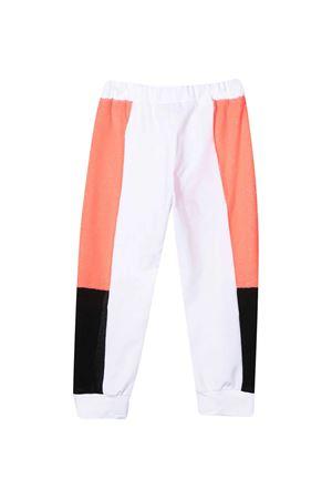 White sport pants Emilio Pucci Junior EMILIO PUCCI JUNIOR | 9 | 9O6077OC290100AR