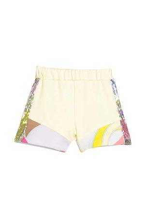 Shorts colorati teen Emilio Pucci Junior EMILIO PUCCI JUNIOR   30   9O6129OC350201MCT