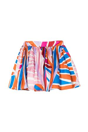 Multicolor skirt Emilio Pucci Junior EMILIO PUCCI JUNIOR | 15 | 9O7050OC380407AZT