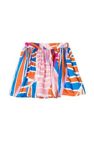 Multicolor skirt Emilio Pucci Junior EMILIO PUCCI JUNIOR | 15 | 9O7050OC380407AZ