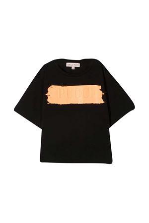T-shirt nera Emilio Pucci Junior EMILIO PUCCI JUNIOR | 8 | 9O8161OC200930