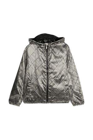Gray jacket teen Emporio Armani kids  EMPORIO ARMANI KIDS | -671913555 | 3K4BS31NZMZF109T