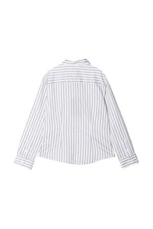 Camicia bianca a righe teen Emporio Armani kids EMPORIO ARMANI KIDS | 5032334 | 3K4C091NXTZF010T