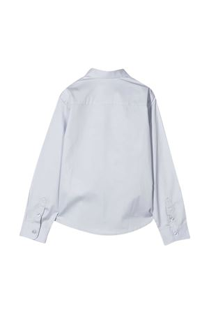 Camicia azzurra teen Emporio Armani Kids EMPORIO ARMANI KIDS | 5032334 | 3K4CC31NZZZ0761T
