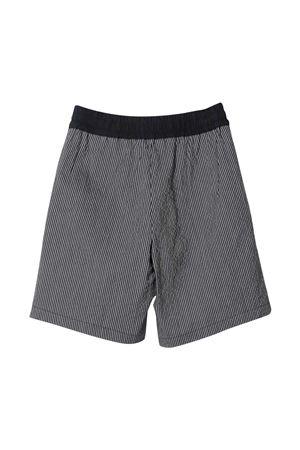 Emporio Armani Kids striped shorts  EMPORIO ARMANI KIDS | 9 | 3K4PG34N5FZF918