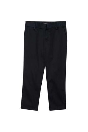 Pantaloni blu teen Emporio Armani Kids EMPORIO ARMANI KIDS | 9 | 3K4PJG4N51Z0920T
