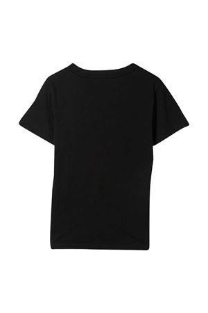 T-shirt nera Emporio Armani Kids EMPORIO ARMANI KIDS   8   3K4TE11JULZ0999