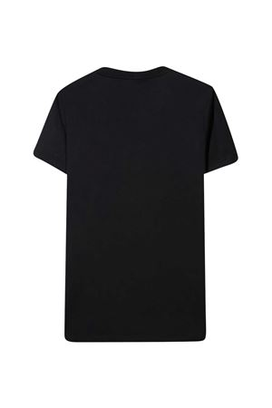 T-shirt nera Emporio Armani Kids EMPORIO ARMANI KIDS   8   3K4TM11JDXZ0920