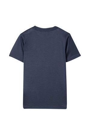 T-shirt blu teen Emporio Armani Kids EMPORIO ARMANI KIDS   8   3K4TR51JUVZ0990T