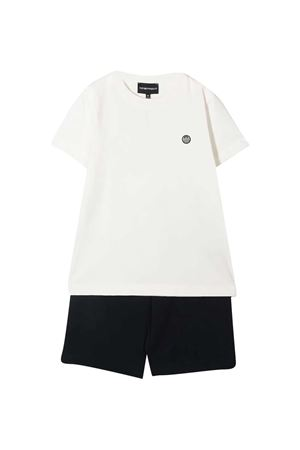 Sports suit with Emporio Armani Kids print EMPORIO ARMANI KIDS | 75988882 | 3K4V064J4JZ0101