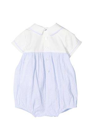 Emporio Armani Kids white onesie  EMPORIO ARMANI KIDS | 1491434083 | 3KHD744N54ZF703