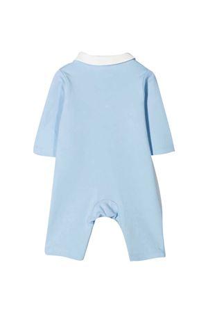 Tutina bianca e azzurra Emporio Armani kids EMPORIO ARMANI KIDS | 1491434083 | 3KHD854JGCZ0104