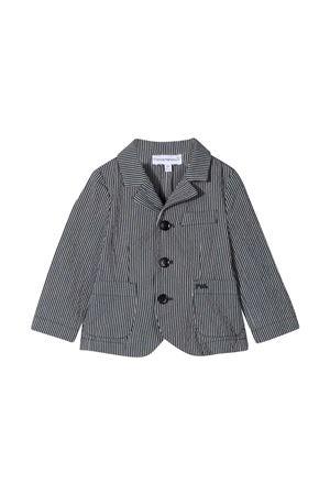 Emporio Armani Kids striped jacket EMPORIO ARMANI KIDS | 5032278 | 3KHGJ74N5FZF918