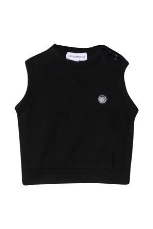 Emporio Armani Kids knitted vest EMPORIO ARMANI KIDS | 253743335 | 3KHM504M1AZ0920